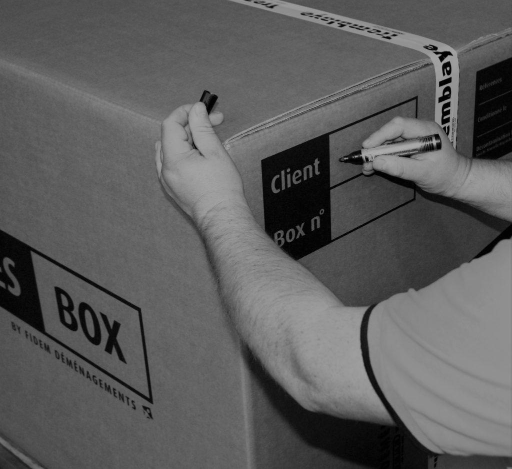 Versement archives professionnelles pour les entreprises for Demenagement monte meuble
